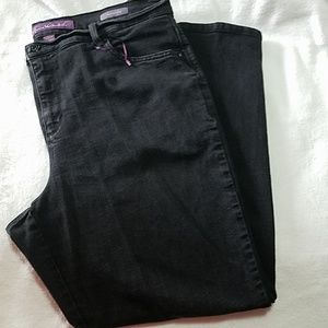 Black jeans - like new